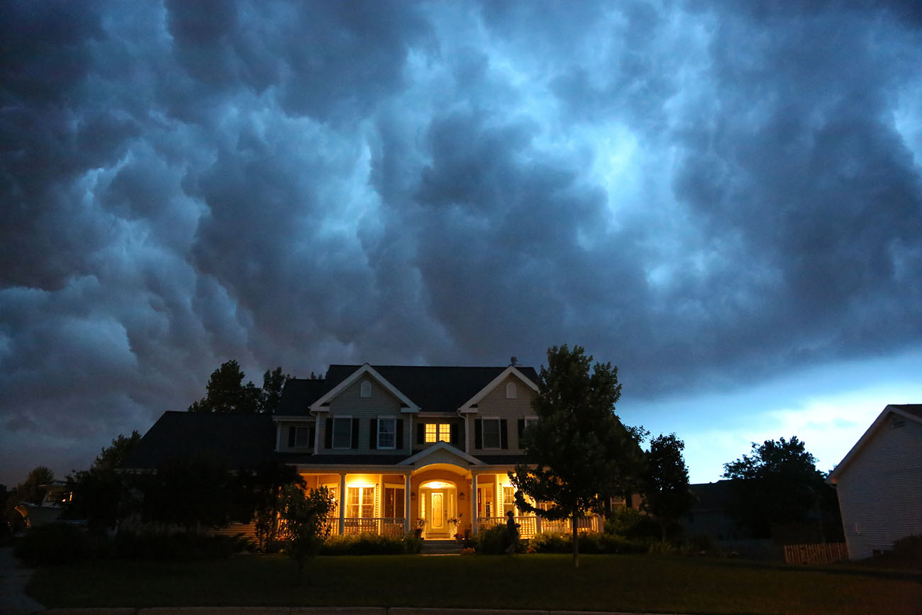 How To Get Through a Storm